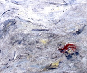 132. 'they're volatile', oil on canvas, 24x28ins, 1994